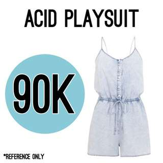 Acid Playsuit