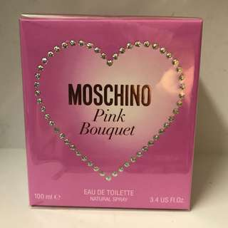 Moschino Pink Bouquet 100ml EDT [Women's fragrance/perfume]