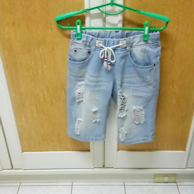 破短褲/五分褲