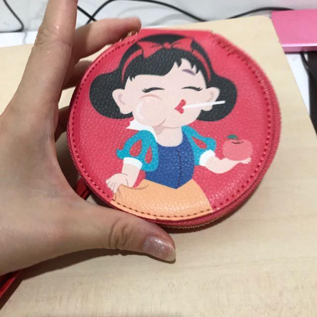白雪公主零錢包