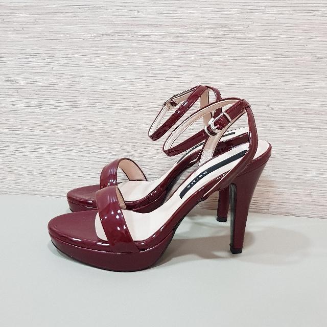 全新 歐美風高跟鞋  超好穿不誇張