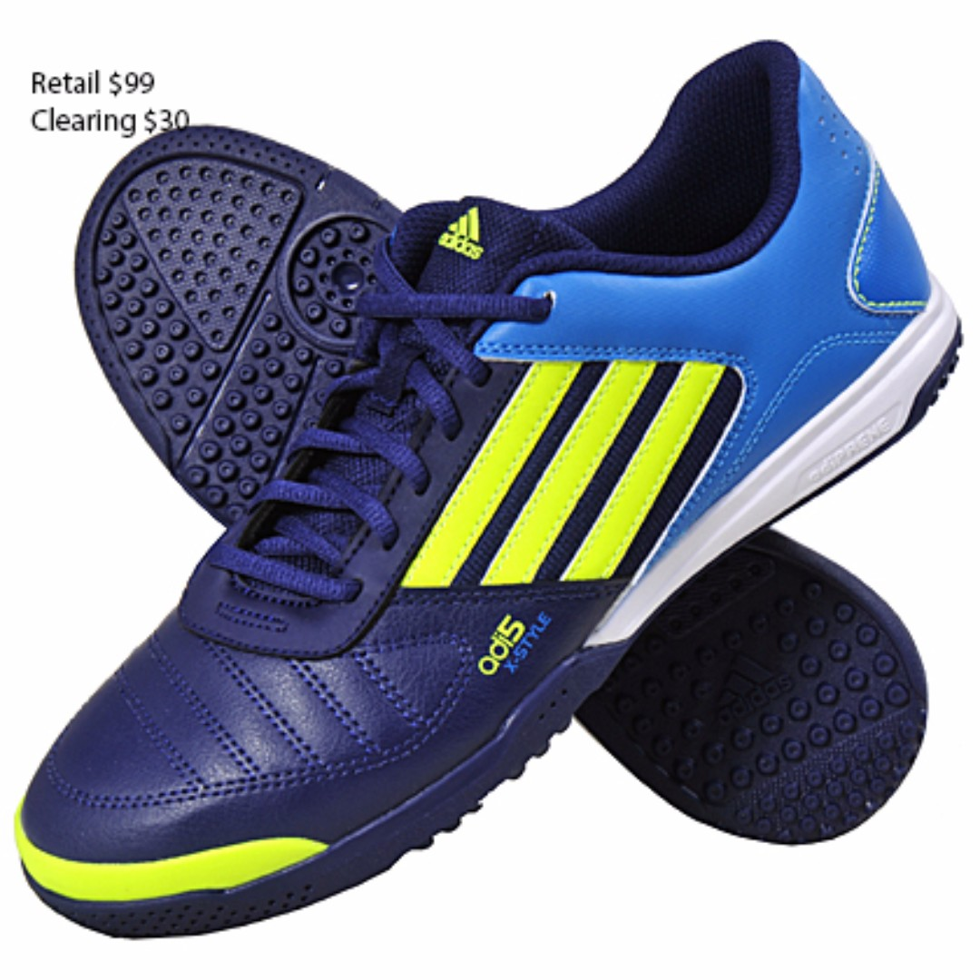 half off e4d5e 596cd Adidas Adi5 X-ite Style sz UK 10 (Including Delivery ...