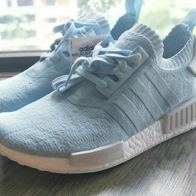 Adidas NMD R1 PK Icy Blue, Men's