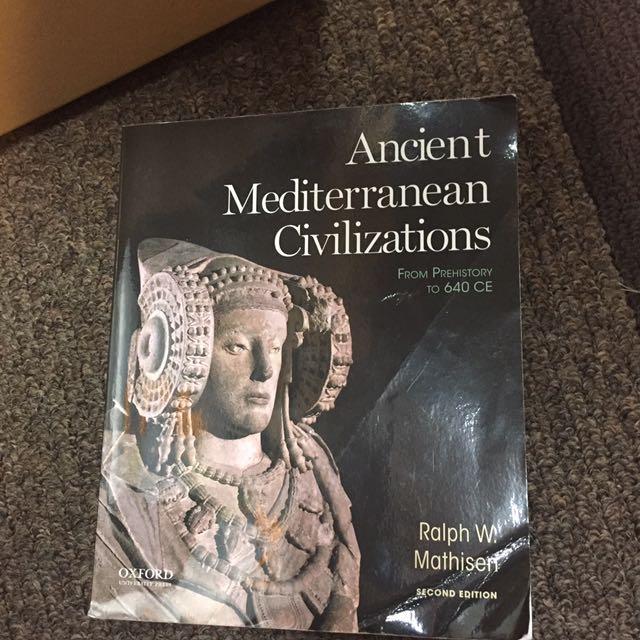 Ancient Mediterranean Civilizations (second edition)