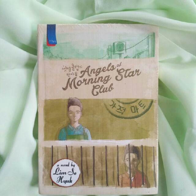 Angels Of Morning Star Club (Novel Korea)