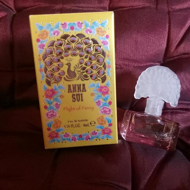 Anna Sui Mini Perfume In Flight Of Fancy