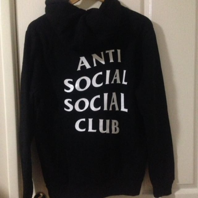Antisocial Social Club Jumper