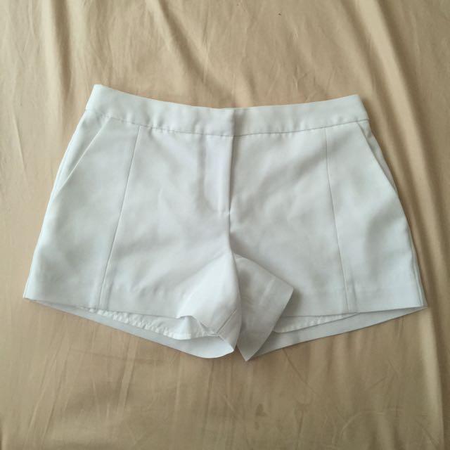 Armani Exchange tailored shorts