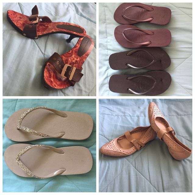 ff3731ad444d7 Assorted Preloved and Brand New Repriced Women Shoes
