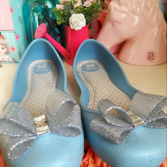 REPRICED Authentic ZAXY jelly Shoes