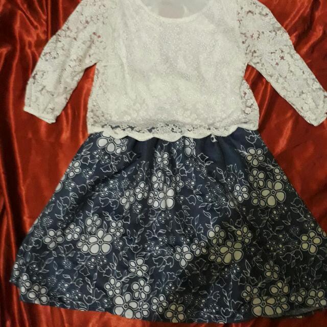 Baju Dress ABG