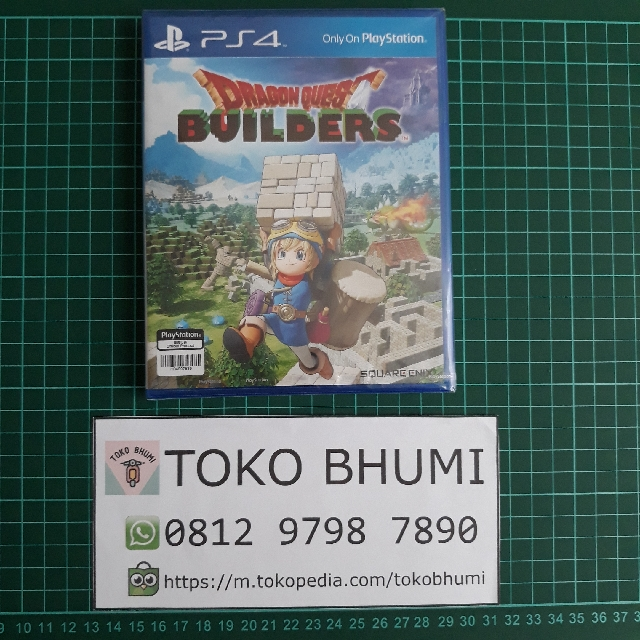 BD PS4 Dragon Quest Builders REG3