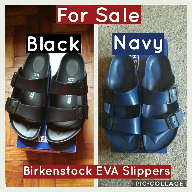 Birkenstock Arizona EVA (Navy Available)