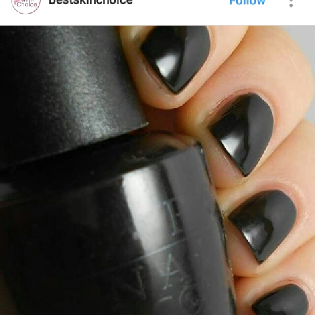 Black Onyx Nail Polish - Best Nail ImageBrain.Co