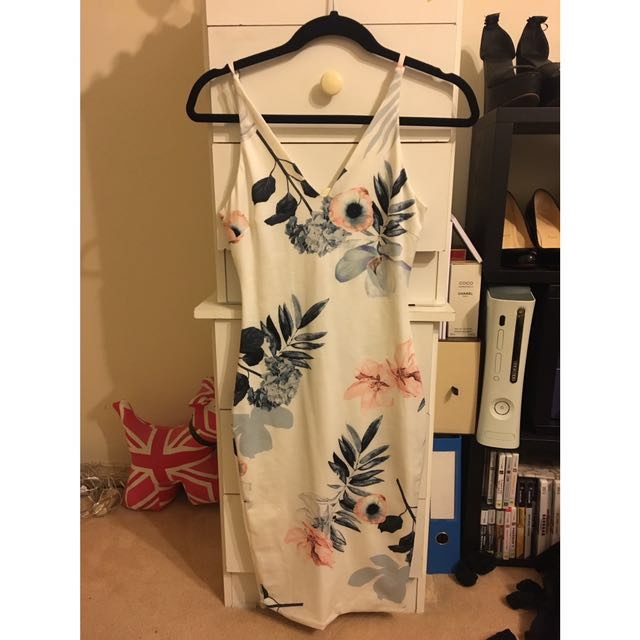 Blossom dress (Worn once)