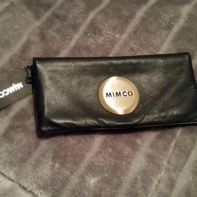 🌷BNWT Mimco Fold Wallet