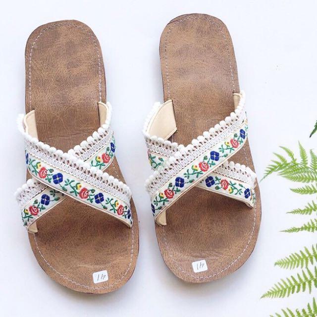Boho X Sandal 2F
