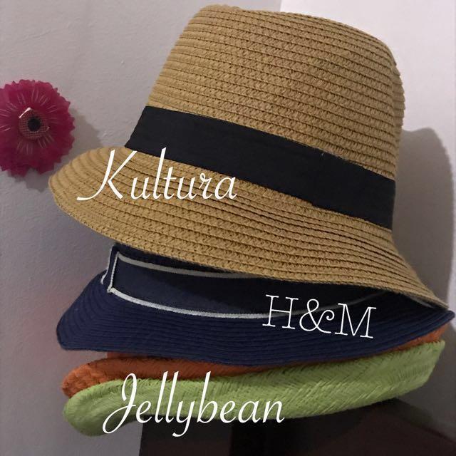 Bowler Hat( 4pcs)