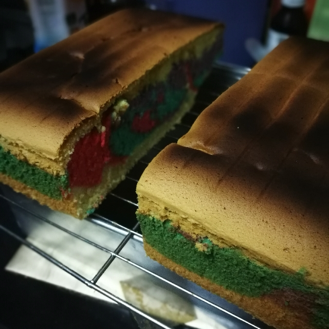 Cake Marble Food Drinks Baked Goods On Carousell