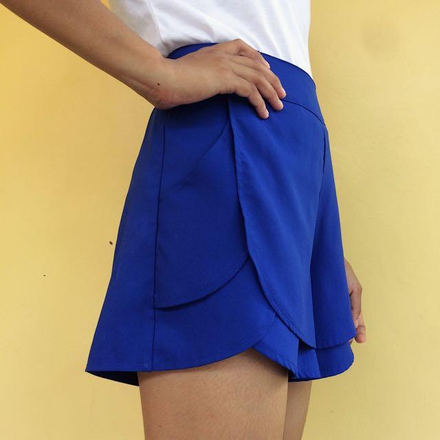 ⚡️Chic Blue Shorts