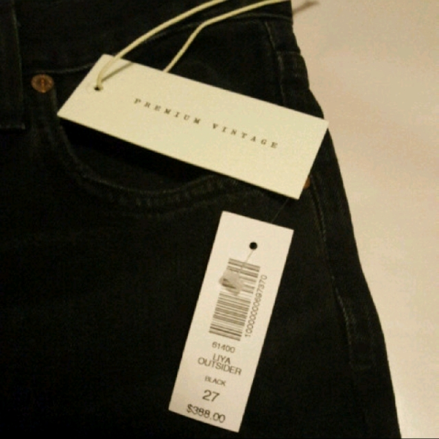 Citizens Of Humanity Black Jeans (Aritzia)