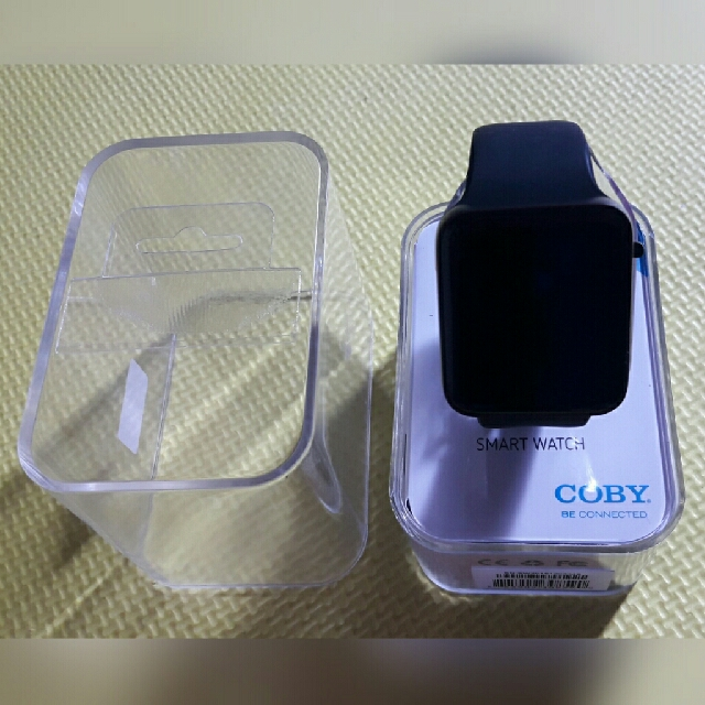 COBY SMART WATCH