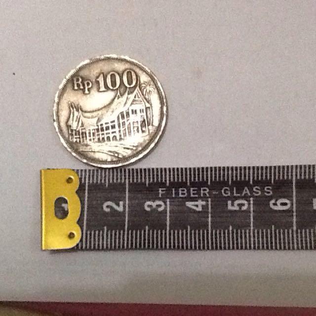 Coin Lama Indonesia 1973