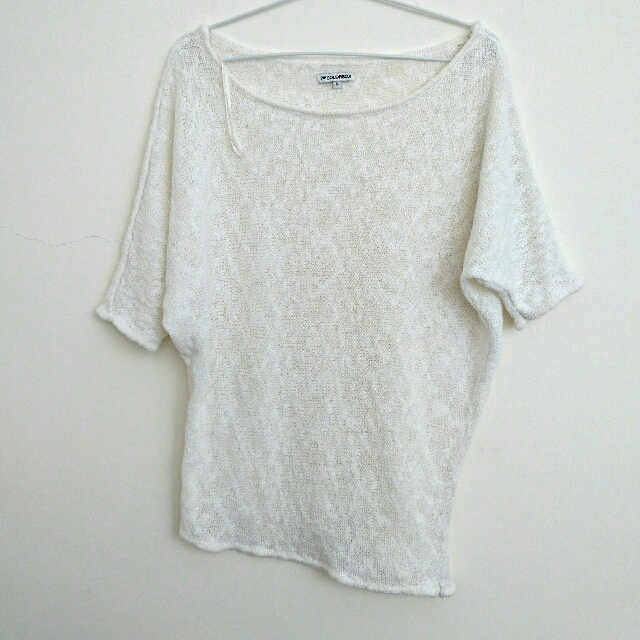 Colorbox Knitted Blouse