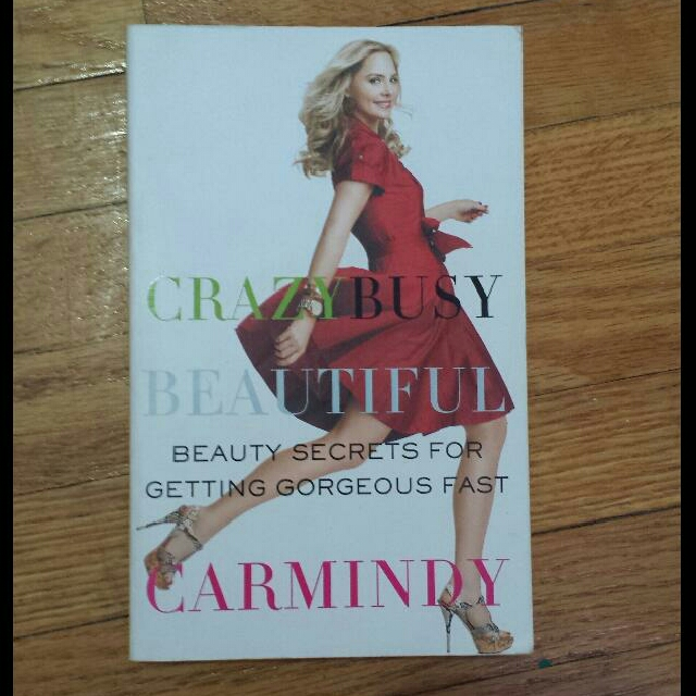 Crazy, Busy, Beautiful By Carmindy