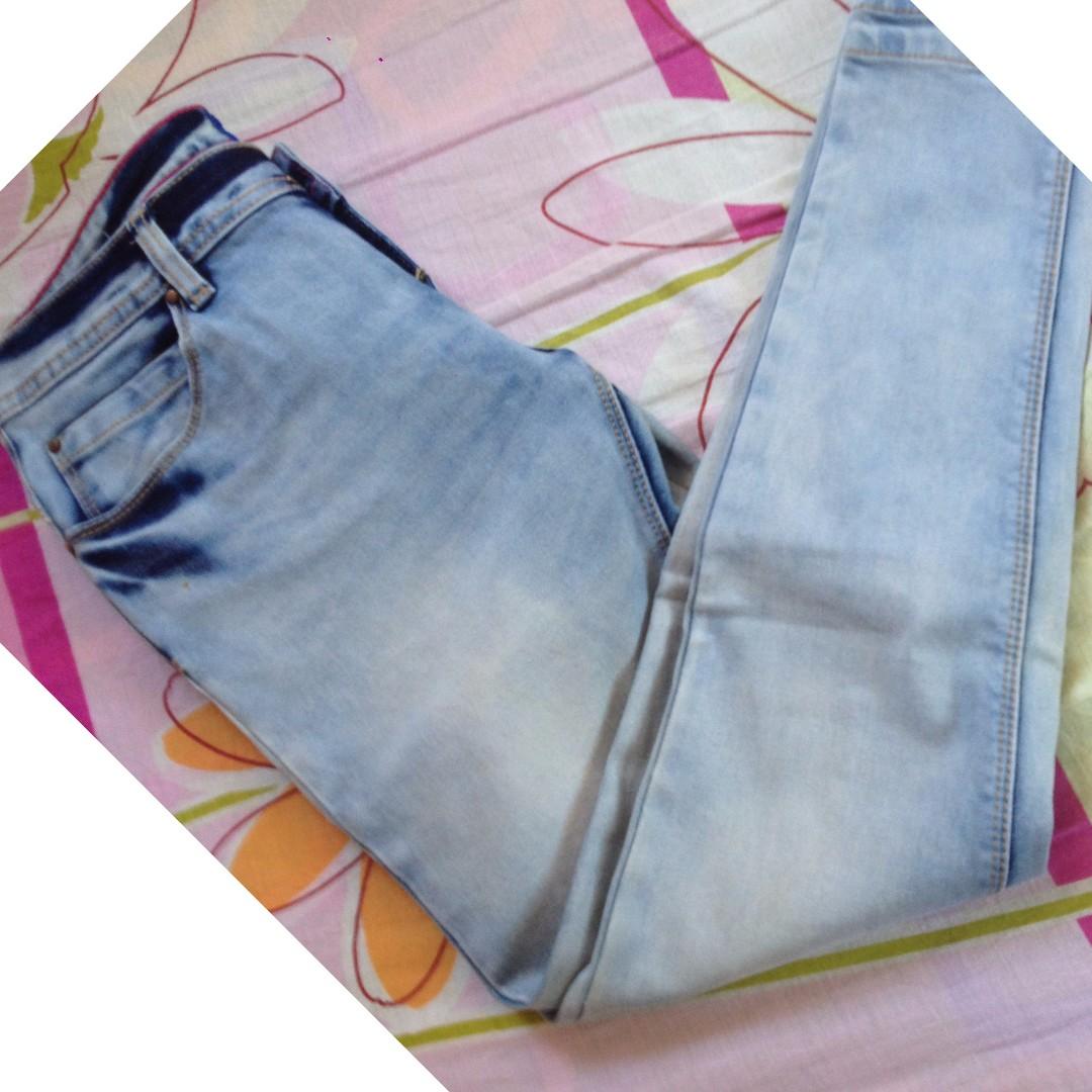 Crissa Acid Wash  Jeans