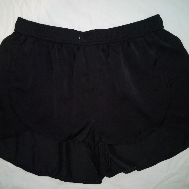 Cute Black Short