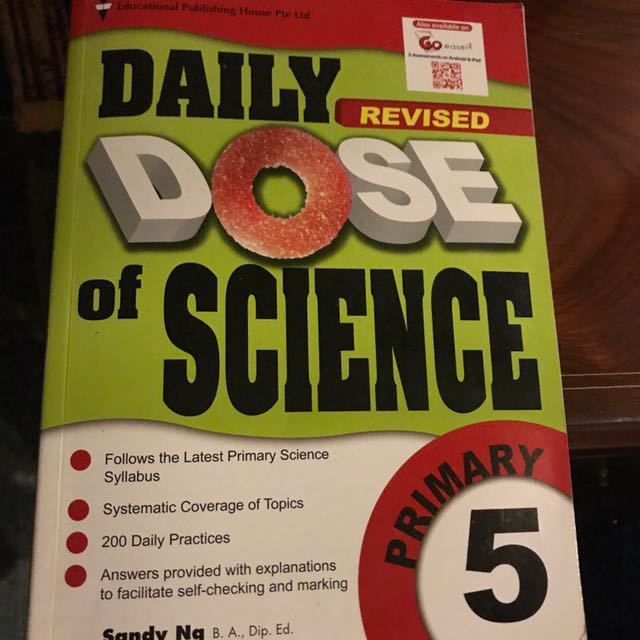 Daily dose of science