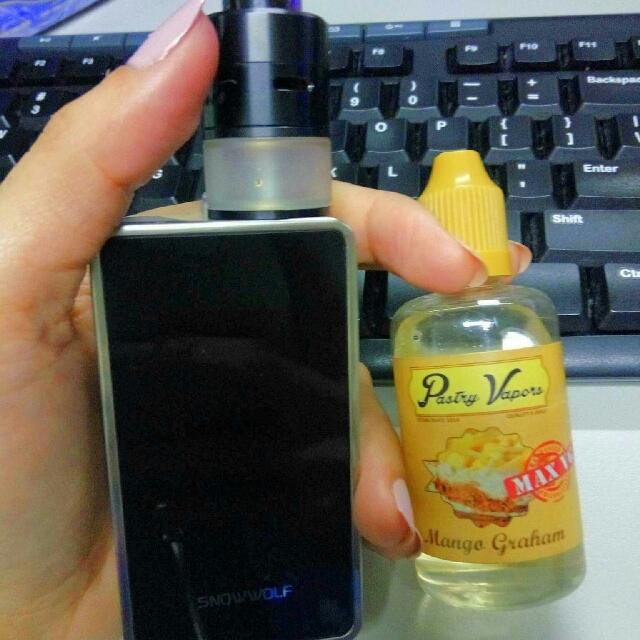E-cig Touch Screen ( SW+)