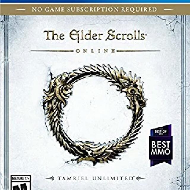 PS4 : Elder Scrolls Online: Tamriel Unlimited