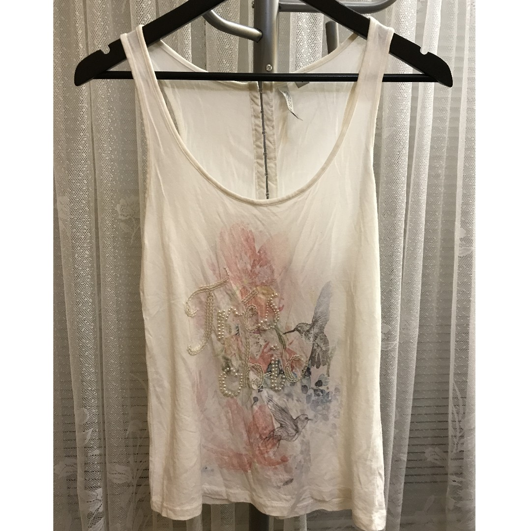 Forever New tank top size 8