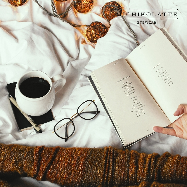 Frame Kacamata MICHIKOLATTE | PETRI