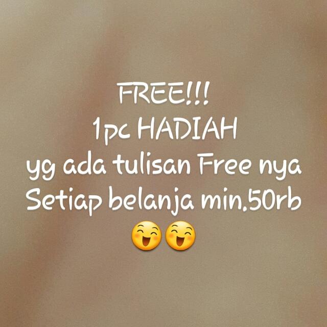FREE ITEM