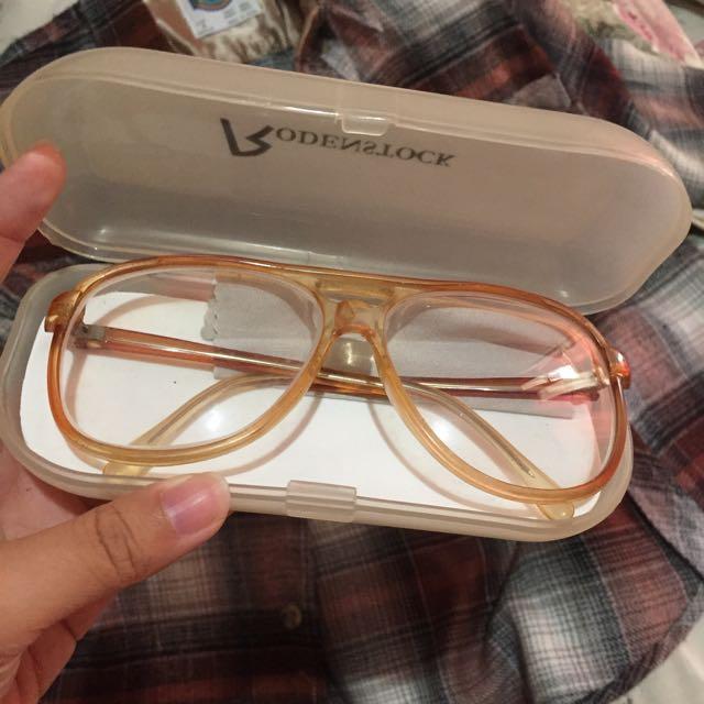 Geeky Rodenstock Glasses Vintage