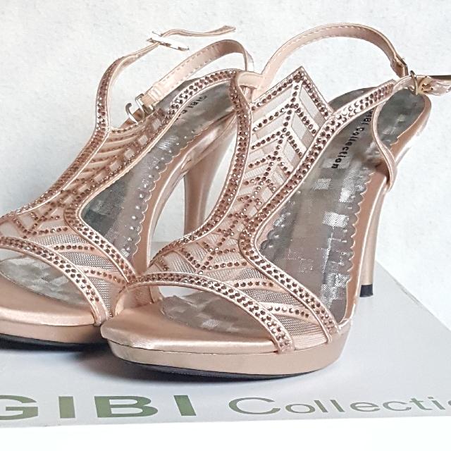 GIBI Collection Stilletto Sandals