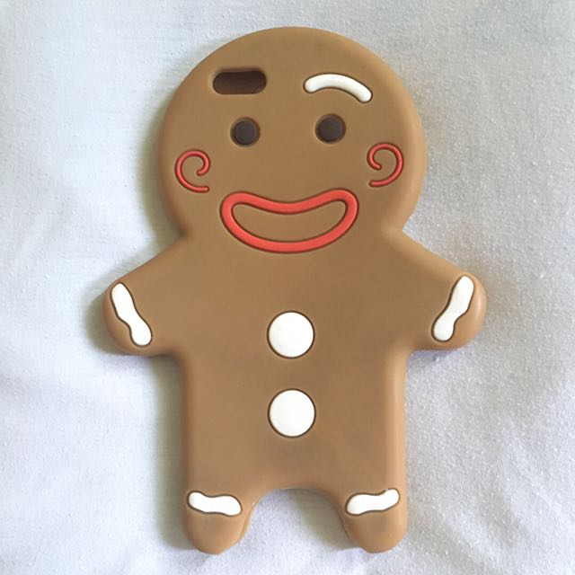 Gingerbread iPhone6s Case