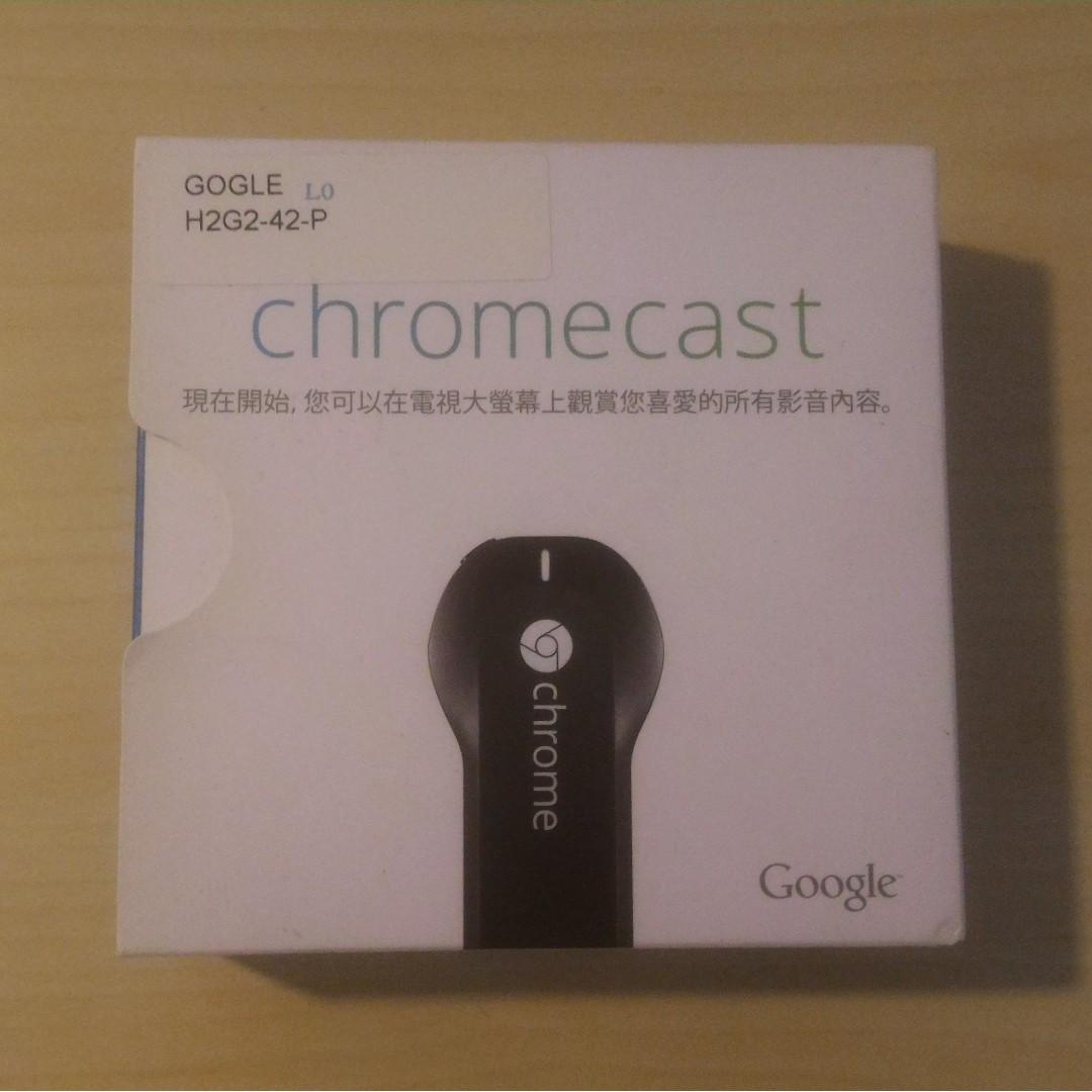 google chromecast 一代 二手