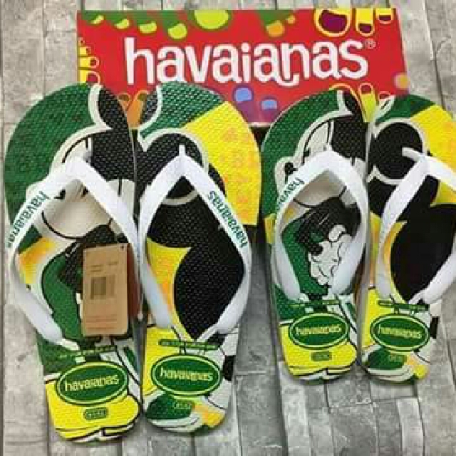 HAVAIANAS FLIPFLOP OVERRUNS