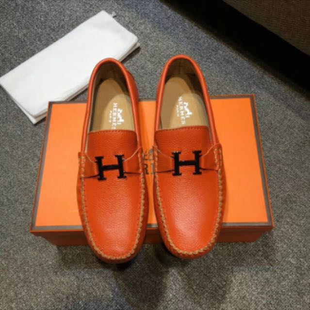 Hermes Men S Casual Shoes Office Shoes Inspired Men S Fashion