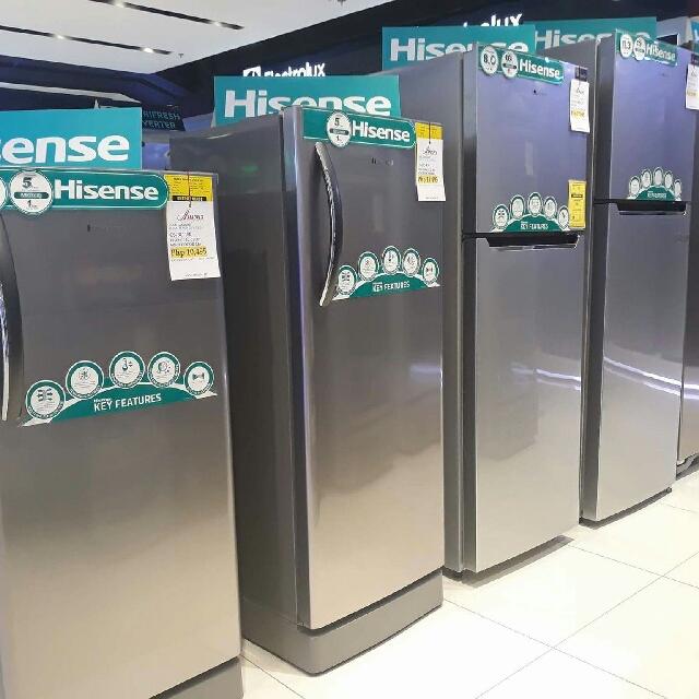 HISENSE Refrigerator 2017 Brandnew on Carousell