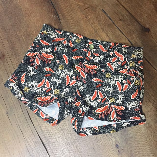 H&M Printed Shorts