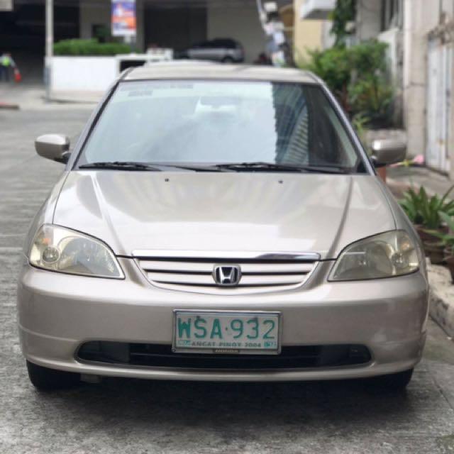 Honda Civic Dimensio