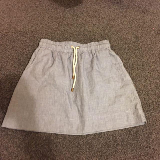 Huffer skirt