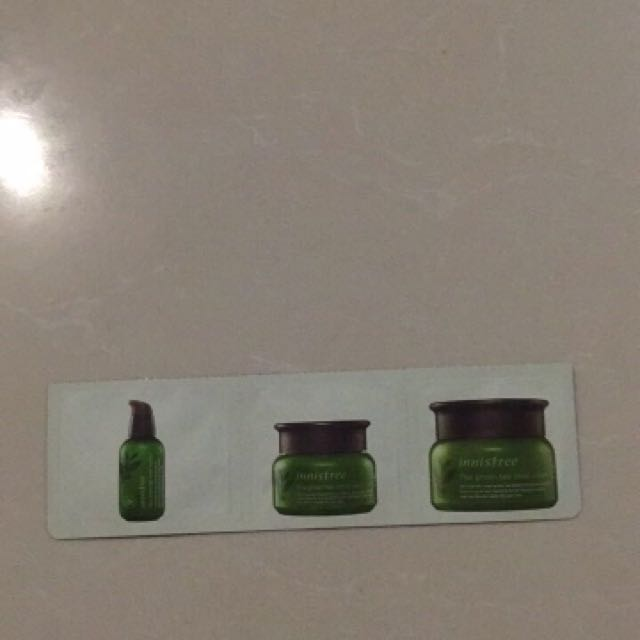 Innisfree Sample