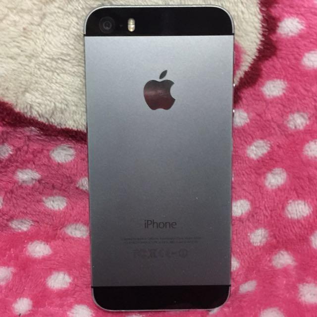 Iphone 5s 32gb LTE (rush)