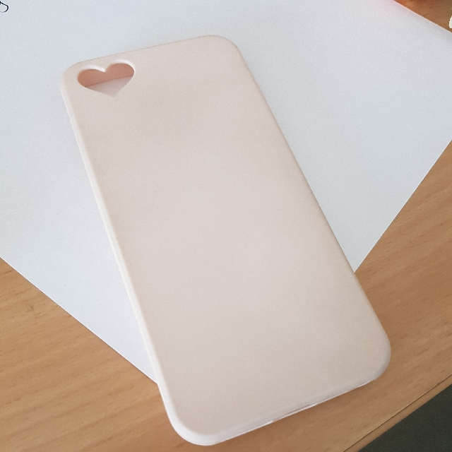 IPhone 5/s heart phone case